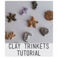 Clay trinket tutorial