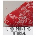 Linoprinting tutorial