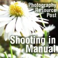 Shooting in manual