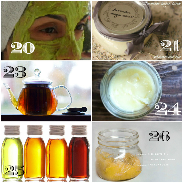 Beauty4 Diy Beauty Treatments