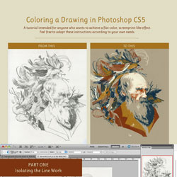 Users 40 Free Art Tutorials