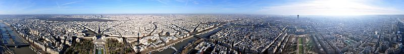 800px Tour Eiffel 360 Panorama Travel Love: Paris