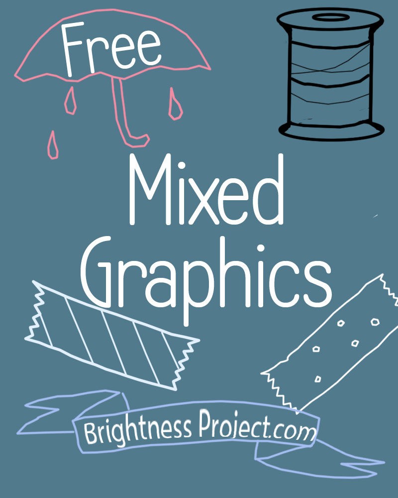 Free Mixed Image Graphic Pack
